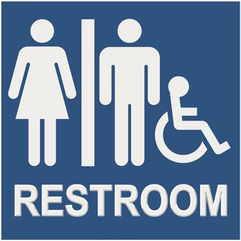 what is a unisex bathroom unisex bathroom signs restroom signs ada braille unisex hc