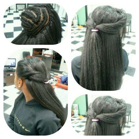 kanekalon hair styles kanekalon straight hair hairstyles hairstylegalleries com