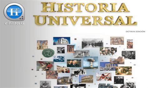 libro historia universal del la libro historia universal desde la edad moderna a la