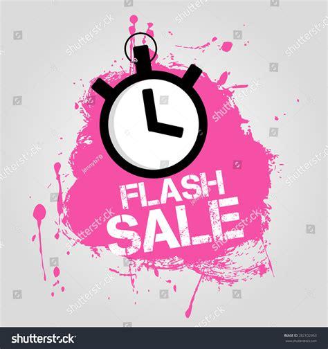 home decor flash sales flash sale background stock vector illustration 282102353