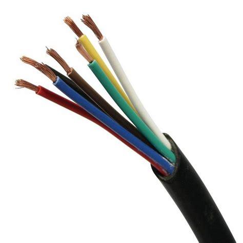 Kabel Nym 2 X 15 Mm Sinko pro aanhangwagen kabel 7 polig 7x1 5 mm 178 prijs per meter