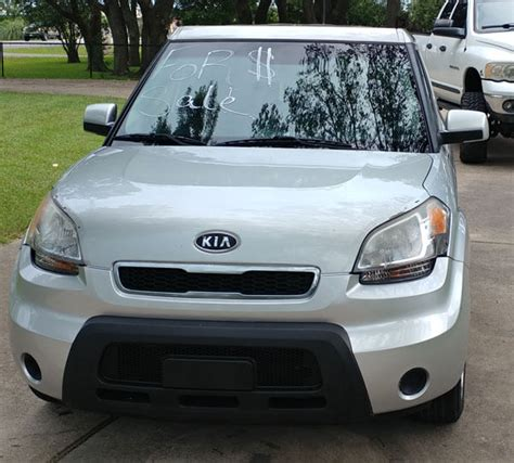 Kia Soul For Sale by 2010 Kia Soul For Sale Great Car Or College