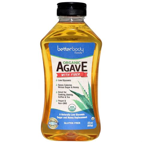 is agave nectar better than sugar organic agave sweetener at phg pleasant hill grain