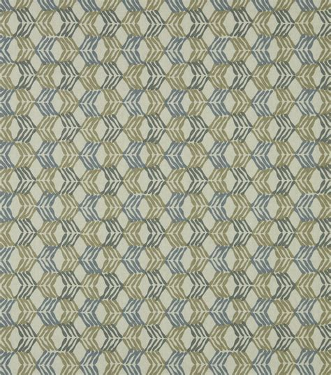 home decor print fabric robert allen chain melody truffle