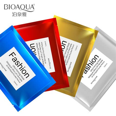 Review Masker Wajah Bioaqua bioaqua masker wajah silk protein 30g silver