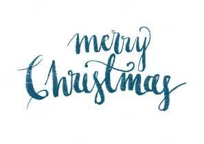 merry modern merry christmas modern calligraphy illustrations on creative market