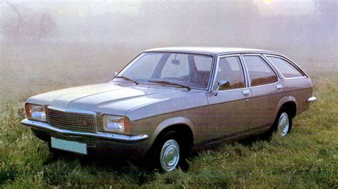 Vauxhall Victor Estate Fe 1972 76