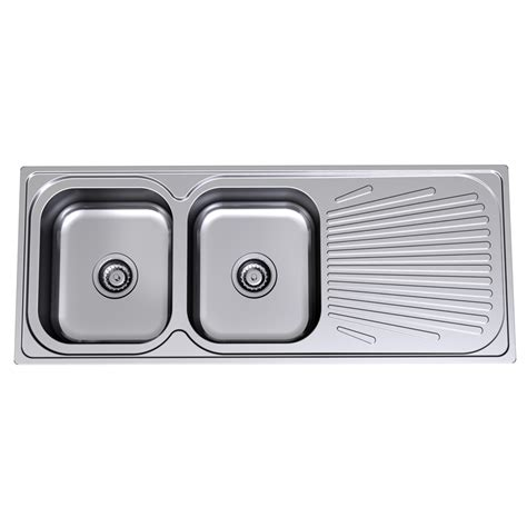 Clark Kitchen Sink Clark 1180mm Vital End Bowl 1th Lhb Bunnings Warehouse
