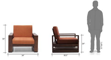 sofa set measurements parsons wooden sofa 2 1 1 set urban ladder
