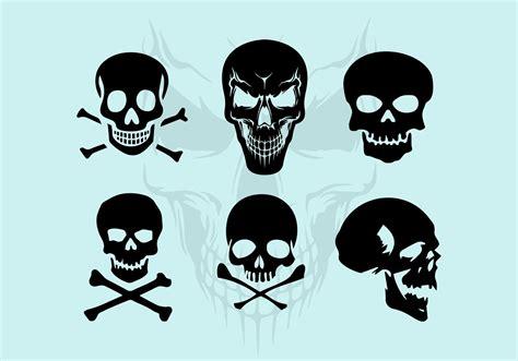 silhouette vector pirate head silhouette