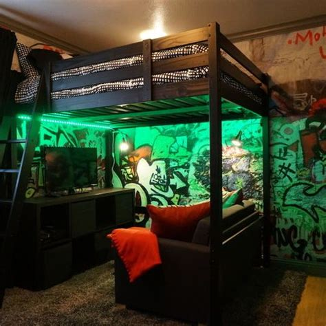 cool gaming bedrooms best 25 gaming setup ideas on pinterest pc gaming setup
