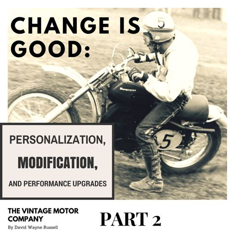 Modification Performance by Change Is Personalization Modification And