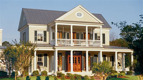 Southern Colonial House Plans colonial house plans southern living house plans