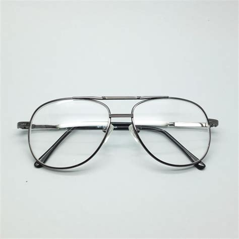 reading glasses large modern aviator bifocal