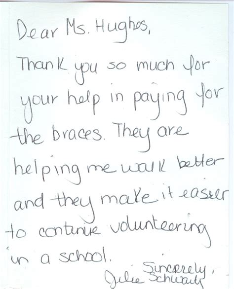 thank you letter generosity sle thank you letter generosity 28 images sle donation