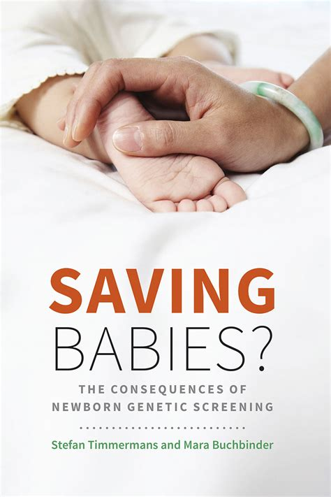saving books saving babies the consequences of newborn genetic
