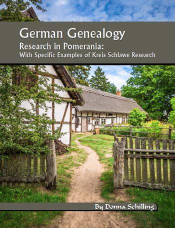 Pommern Germany Birth Records German Genealogy Research In Pomerania 15 Genealogyblog