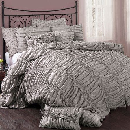 gray ruched comforter pin by autumn dickinson on for the home pinterest