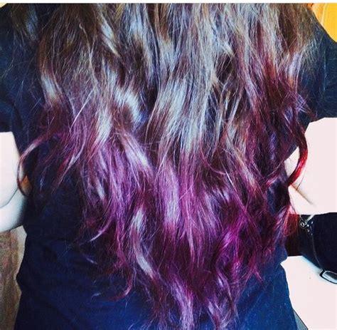 kool aid hair dye for dark hair cherries kool aid and black on pinterest
