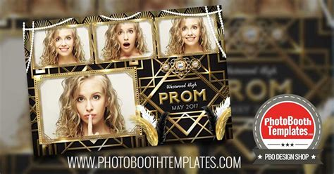 Pbo Design Shop Releases 13 New Photo Booth Templates Dslr Ipad Dslr Photo Booth Templates