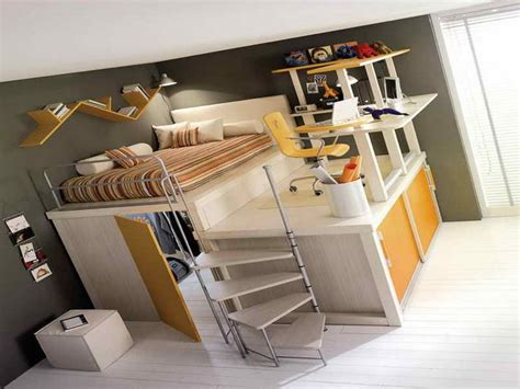 Bunk Bed With Office Underneath Best 25 Bed With Desk Underneath Ideas On Pinterest Bunk Bed With Desk Bunk Bed Desk And