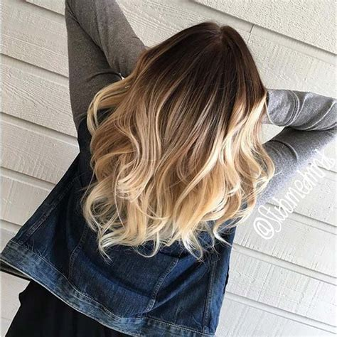 how longs does an ombre color last 21 stylish ombre color ideas for brunettes stayglam
