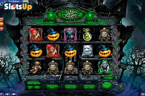 House Of Slots by Play Free House Of Scare Slot Gamesos Casino Slots