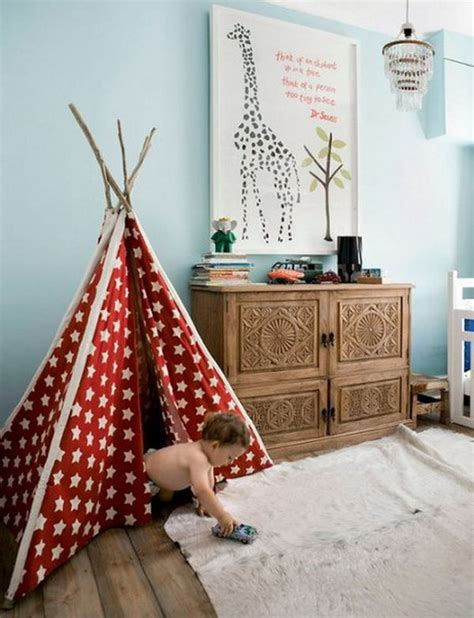 kids bedroom teepee 25 cool tent design ideas for kids room