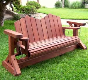 how to build outdoor glider bench plans pdf plans