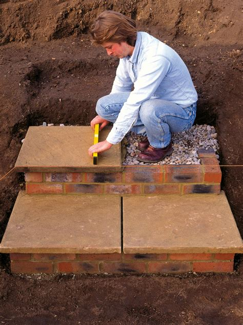 step by step diy garden steps and stairs the garden glove 15 awesome diy garden steps and stairs