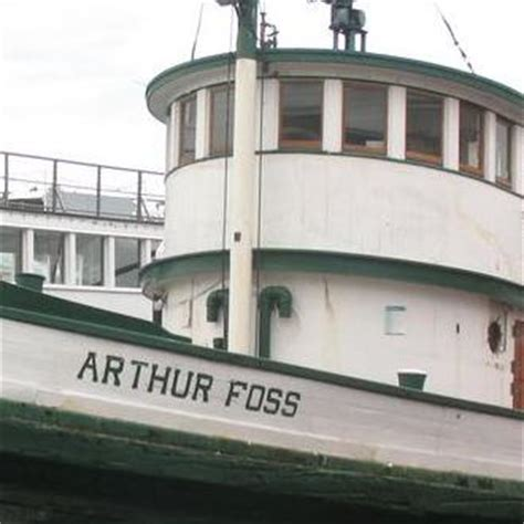 tugboat annies hours museum ship visit tugboat arthur foss in august