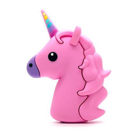 emoji unicorn pink unicorn emoji power bank stuff to buy pinterest
