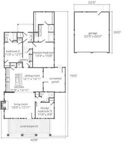 floor plans southern living sparta ii print southern living house plans