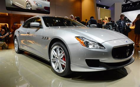 maserati quattroporte 2014 2014 maserati quattroporte v 8 first drive motor trend