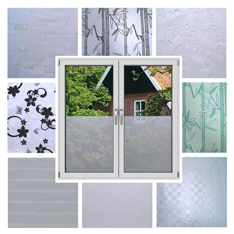 Sichtschutzfolie Fenster Wiederverwendbar by 7 3 M 178 Fensterfolie Sichtschutz Statische Folie Fenster