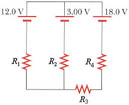 as the potential difference across a given resistor is increased the power expended find the potential difference across each resistor chegg