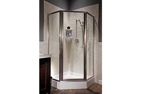 Shower Door Trims Shower Door Glass Trim Liberty Home Solutions Llc