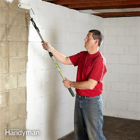how to finish a basement wall the family handyman