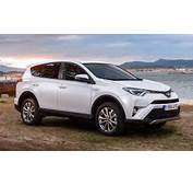 2016 Toyota RAV4 Hybrid One Limited Edition Marks European Debut Of