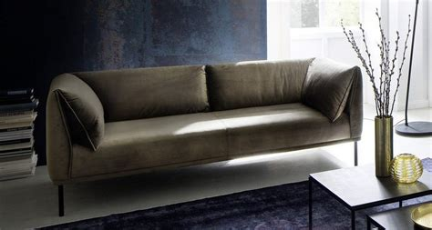 kasper wohndesign sofa  sitzer stoff oliv gruen carry