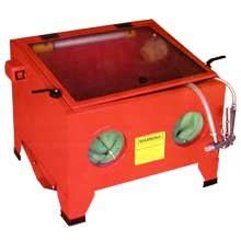 table top blast cabinet 80psi table top 5cfm abrasive sandblaster blast cabinet