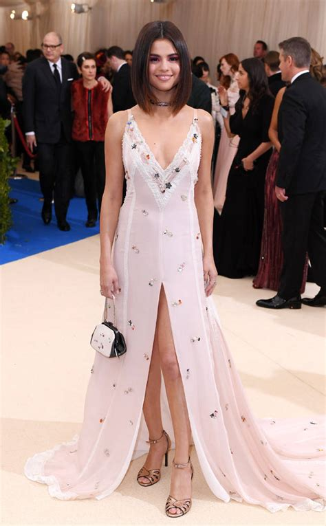 selena gomez best dress selena gomez from met gala 2017 best dressed