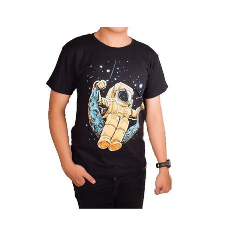 Kaos Pria Motif 6 credomenstore kaos distro lengan pendek hitam motif