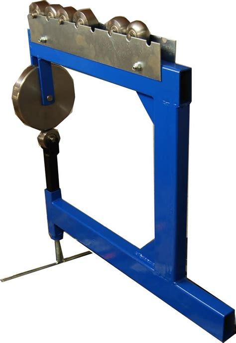 bench top english wheel small vice mounted english wheel