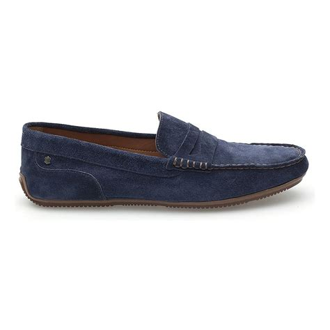 navy boat driver pennyloafer boat driver navy euro 40 pedro camino