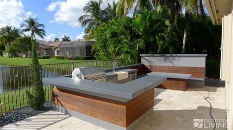 Outdoor Kitchen Plans And Photos 30 Fresh And Modern Outdoor Kitchens