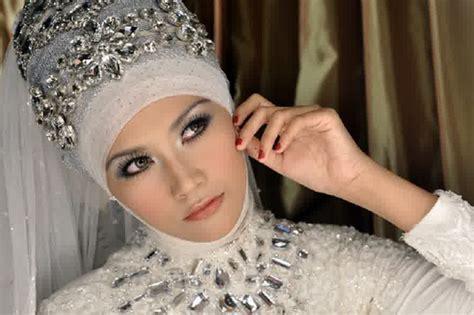 tutorial hijab nikah model hijab pengantin png newhairstylesformen2014 com