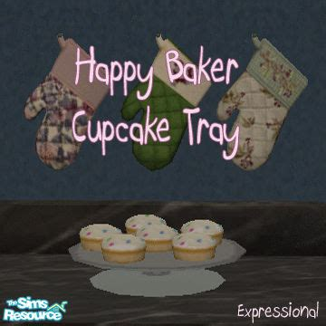 Kuas Details By Happy Bakers expressional s happy baker cupcake tray