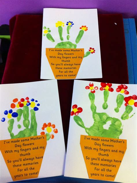 mothers day cards to make ks1 12 easy s day crafts for toddlers to make