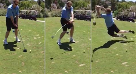 funny golf swing 10 hilarious golf fails
